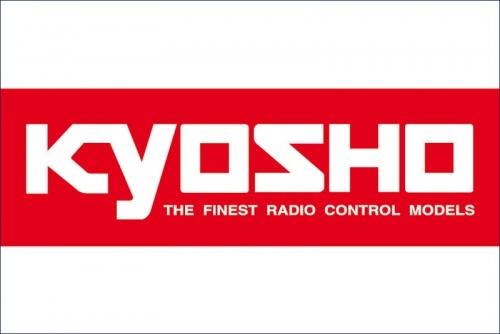 Aufkleber Kyosho,350 x 90mm Hype Kyosho 4102