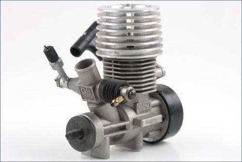 V-Motor 3.5ccm GS21X Kyosho 74341