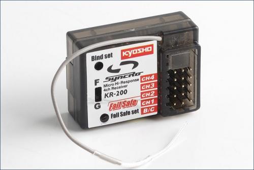 Empfaenger Syncro KR-200 Kyosho 82216