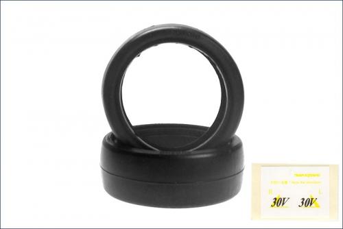Reifen 1/10, 24mm, 30* (2) Kyosho 92014-30B