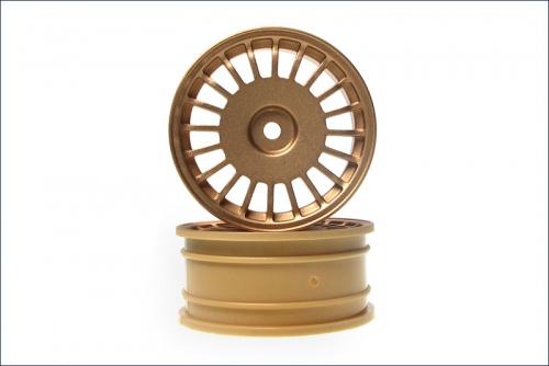 Felge Impreza, 24mm, gold Kyosho 92016GL