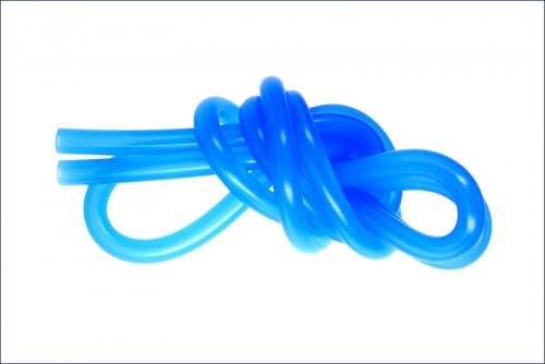 Silikonschlauch ID 2,4mm, blau Kyosho 92213