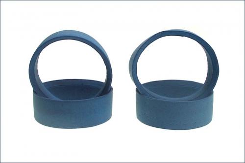 Reifeneinlage 24mm, hart, blau (4) Kyosho 92906H