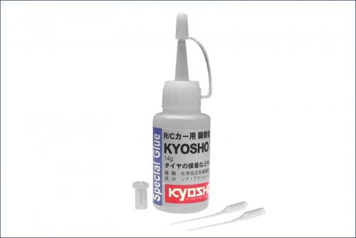 Klebstoff KYOSHO Spezial, 14g Kyosho 96154