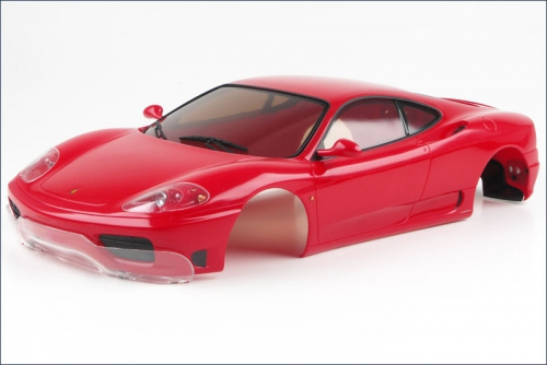 Karosserie 1:12 Ferrari 360 Modena, rot Kyosho AZB-01R