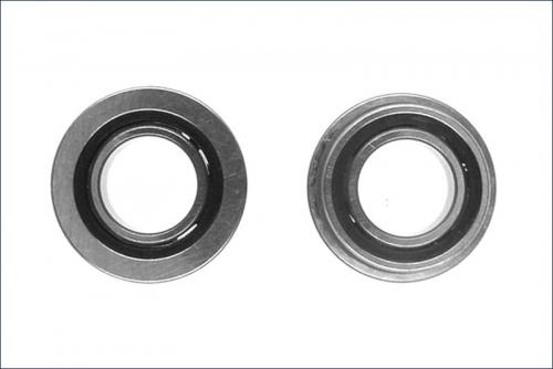 Kugellager 4x7 mm mit Bund (2) Kyosho BRG013F