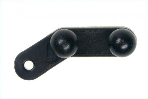 Umlenkhebel Hauptrotorblattgriff, M24 Kyosho CA-1010