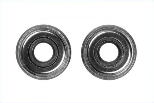 Kugellager 2x6x2,5mm (2), Caliber M24 Kyosho CA-1026