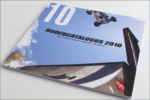 Katalog Kyosho 2010, hollaendisch Kyosho CO-2010NL