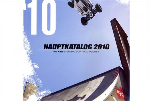 Katalog Kyosho 2010, deutsch Kyosho CO-2010