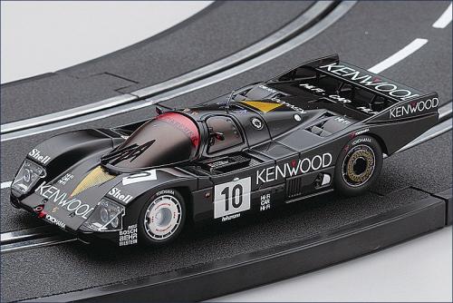 Slotcar Porsche 962C LH No.10 1986 LM Kyosho D1431030303