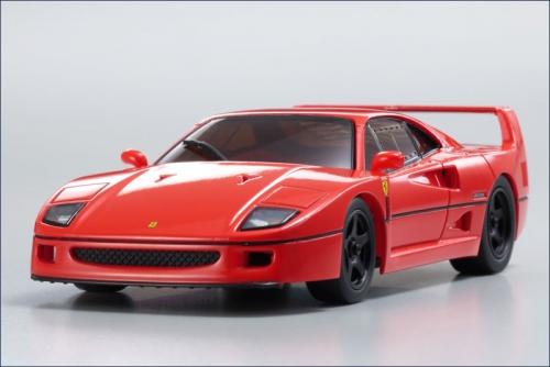 Karosse FX-101MM Ferrari F40, rot Kyosho DNX-304-R