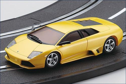Karosserie Murcielago LP640 gelb Kyosho DSP2020106