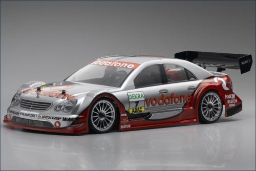 Karosserie 1:10 Mercedes CLK DTM 2005 Kyosho FAB-02