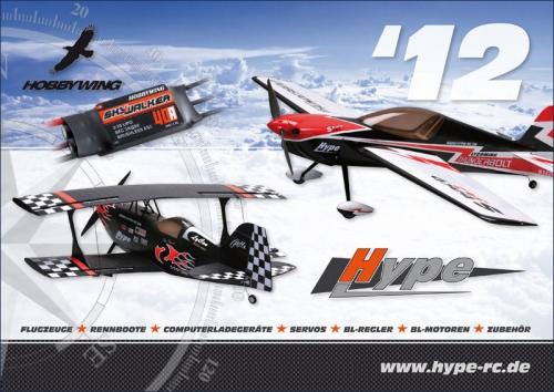 Hauptkatalog HYPE 2012 deutsch Hype Kyosho HY-2012