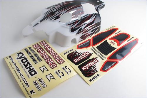 Karosserie NEO RACE SPEC, lackiert Kyosho IFB-121