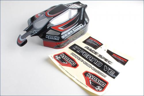 Karosserie VE Race Spec, lackiert Kyosho IFB-511