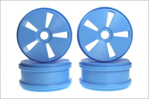 Felge MP777, blau (4) Kyosho IFH-001BL