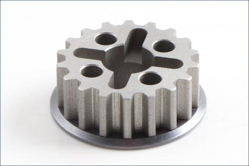 Riemenrad Aluminium 18Z Kyosho KFW-014