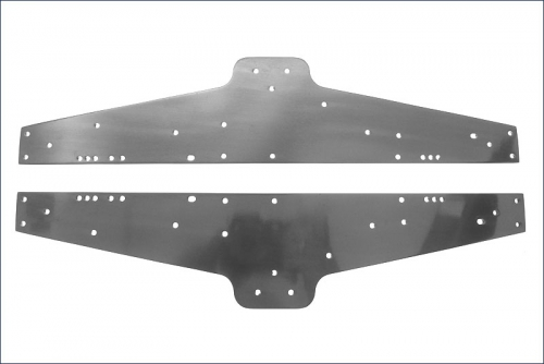 Seitenplatte hart, Madforce Kyosho MAW-002B