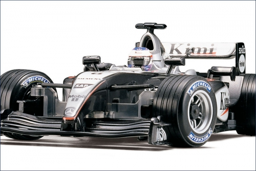 Karosserie 1:24 McLaren MP4 No.5 Kyosho MFB-31