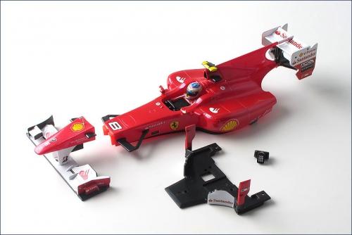 Karosserie 1:24 Ferrari F10 No.8 Kyosho MFB-43