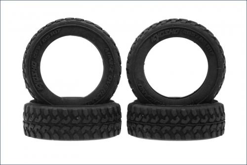 Reifen 1:24, mittelgrob, 10 mm, 50* (4) Kyosho MVT-05