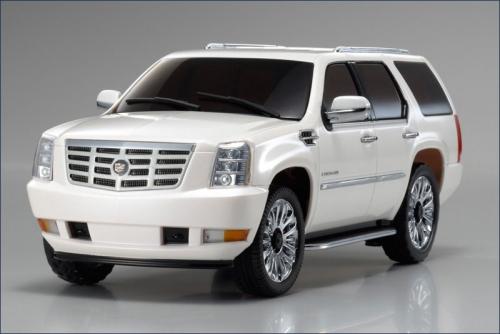 Karosserie 1:24 Cadillac Escalade,weiss Kyosho MVX-13-W