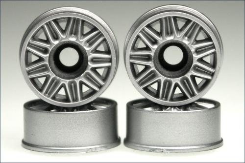 Felge 1:24,Speichen,eisen 8,5mm (4) Kyosho MZ-45