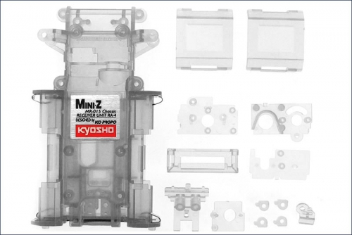 Chassis MR-015, transparent Kyosho MZF-151-C