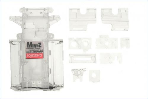 Chassis Mini-Z MR-02, klar-transparent Kyosho MZF-201C