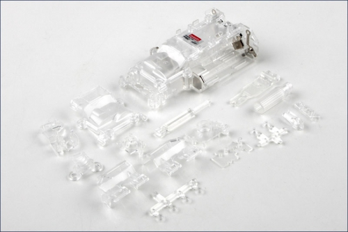 Chassis MR-03, transparent Kyosho MZF-401-C