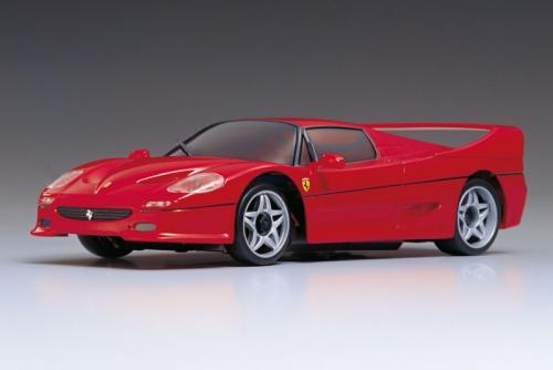 Karosse 1:24 MR-02 Ferrari F-50, rot Kyosho MZG-304-R