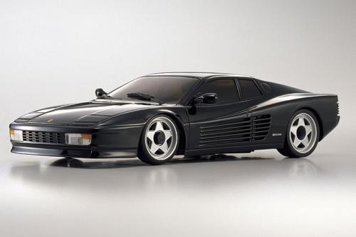 Karosse 1:24 MR-02 Ferrari Testarossa, s Kyosho MZG-309-BK