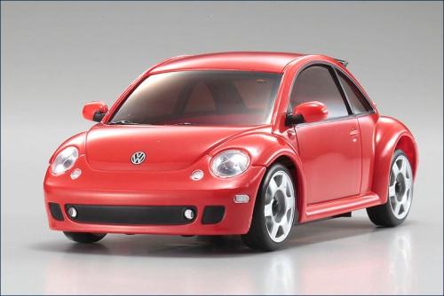 Karosse 1:24 MR-03 VW New Beetle Turbo S Kyosho MZP-130-R