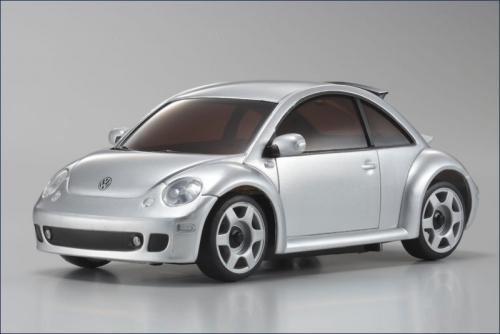 Karosse 1:24 MR-03 VW Beetle Turbo S sil Kyosho MZP-130-S