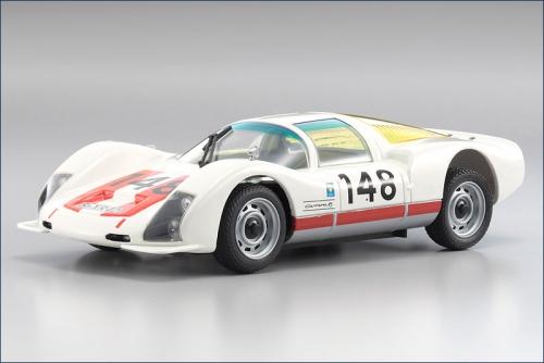 Karosse 1:24 MR-03 Porsche 906 No.148 TF Kyosho MZP-133-TF