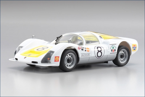 Karosse 1:24 MR-03 Porsche 906 Japan GP Kyosho MZP-133-T