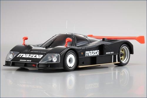 Karosse 1:24 MR-03 Mazda 787B Test Car Kyosho MZP-323-T