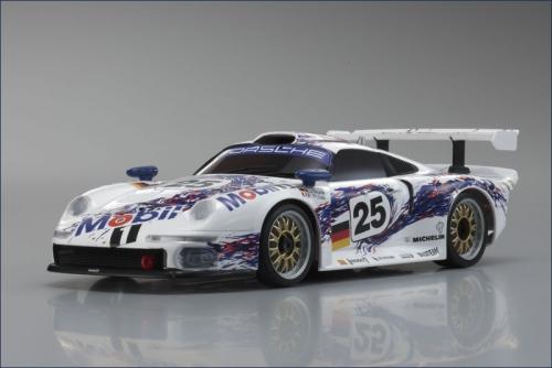 Karosse 1:24 MR-03 Porsche 911 GT1 Kyosho MZP-330-ML
