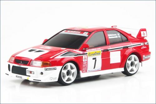 Karosse 1:24 MR-03 Lancer Evolution WRC Kyosho MZP-3WRC