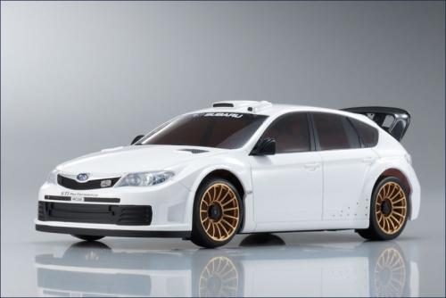 Karosse 1:24 MA-010 Subaru IMPREZA WRC08 Kyosho MZP-414-W