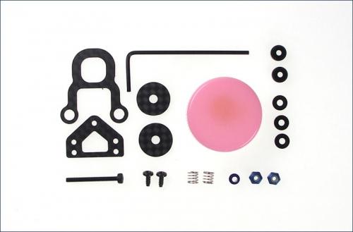 Reibungsstossdaempfer Satz, carbon, MR02 Kyosho MZW-216