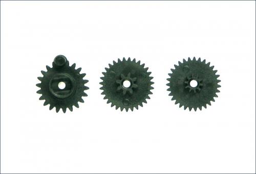 Tuning-Servogetriebe Delrin Kyosho MZW-23