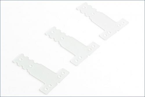 Aufhaengungsplatte GFK, mittel, RM/HM MR Kyosho MZW-410M