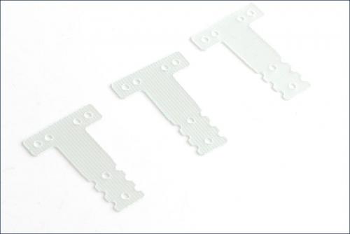 Aufhaengungsplatte GFK, soft, RM/HM MR-0 Kyosho MZW-410S