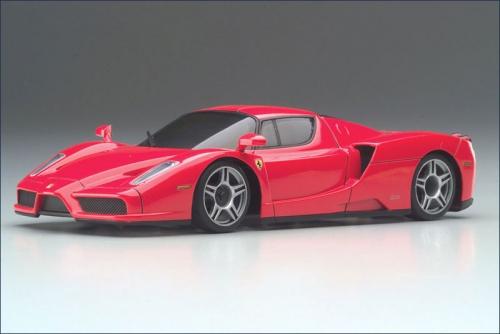 Karosse 1:24 MR-02 Enzo Ferrari, rot Kyosho MZX-201-R