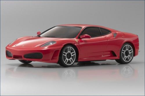 Karosse 1:24 MR-02 Ferrari F-430, rot Kyosho MZX-312-R