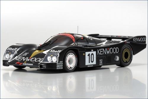 Karosse 1:24 MR-02 Porsche 962 C LH,No10 Kyosho MZX-322-KR