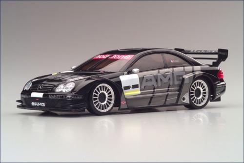 Karosserie 1:24 MR-015 AMG Mercedes CLK Kyosho MZX-33-AG